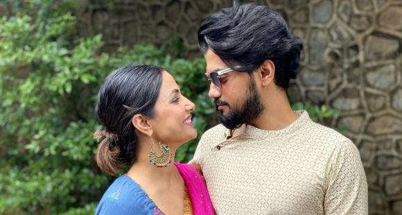 Hina Khan's boyfriend Rocky Jaiswal finally reveals when they are getting married; Details inside - PINKVILLA