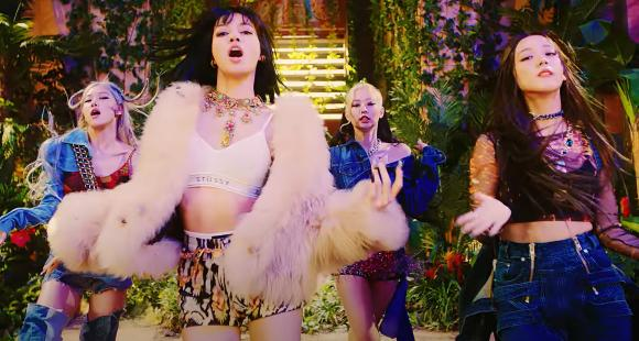 How You Like That Mv Blackpink Are Electrifying Goddesses With Killer Dance Moves That Will Leave You Stunned Pinkvilla