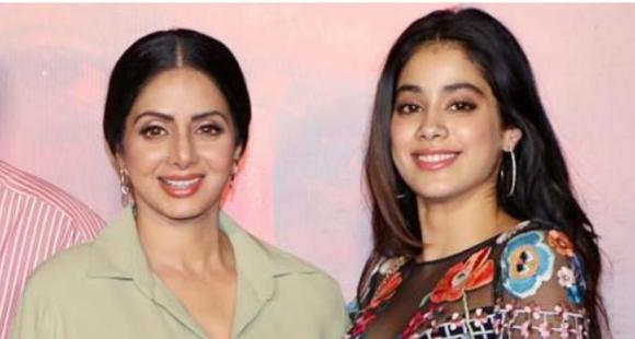Janhvi Kapoor reveals she has been listening to the Tamil and Telugu songs that mother Sridevi used to