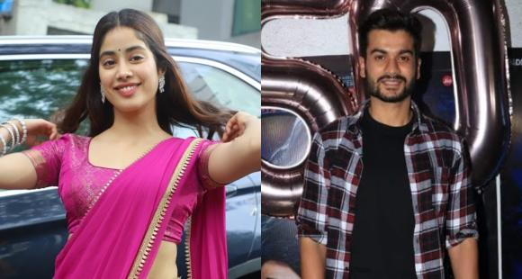 EXCLUSIVE: Janhvi Kapoor to start shoot for Hindi remake of Helen from June; Sunny Kaushal likely to join cast - PINKVILLA