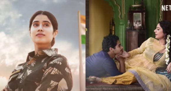 Janhvi Kapoor S Gunjan Saxena Ishaan Khatter S A Suitable Boy Among 17 New Originals Announced By Netflix Pinkvilla