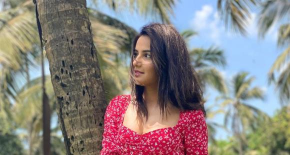 Jasmin Bhasin is a fan of floral outfits; Here are 8 gorgeous looks of the Bigg Boss 14 contestant
