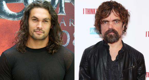 Game of Thrones co stars Jason Momoa and Peter Dinklage to reunite for a vampire movie Good Bad & Undead