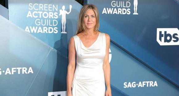 Jennifer Aniston is occupied with THIS activity during quarantine and no, Brad Pitt is not involved