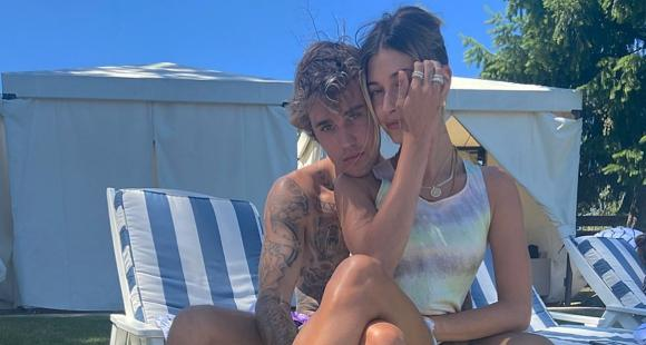 Justin Bieber cannot take his hands off Hailey Bieber; Confesses he 'still can't believe' model chose him
