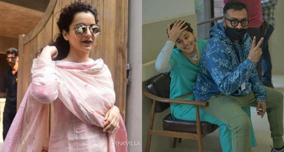 Kangana Ranaut reacts after IT raids at Taapsee Pannu, Anurag Kashyap residences: Once a thief, always a thief - PINKVILLA