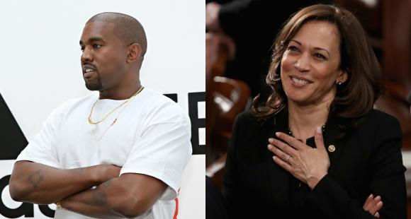 Kanye West calls himself 'future president' as he congratulates Kamala  Harris on her VP nomination | PINKVILLA