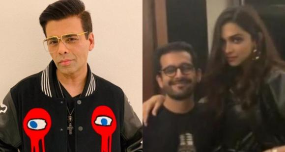 Karan Johar's 2019 viral party video gets a clean chit from NCB, 'white line' ruled out as reflection of light