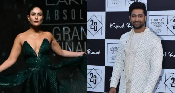 Lakme Fashion Week 2020: UNMISSABLE Day 5; Vicky Kaushal took to the runway, Kareena Kapoor walked the finale