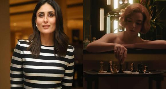 Kareena Kapoor Khan Is Blown By The Queen S Gambit Can Someone Please Make This Here Anyone Listening Pinkvilla