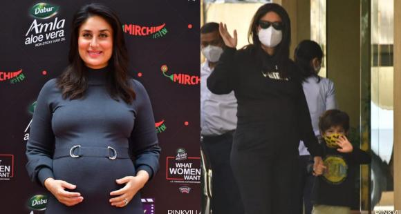 Kareena Kapoor Khan REVEALS she's not 'going berserk' with second pregnancy as she did during Taimur's time - PINKVILLA