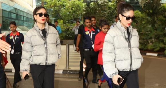 Kareena Kapoor Khan REVEALS she is 'so over' airport looks; Says 'Click me in my 2 patti chappals I'm fine'