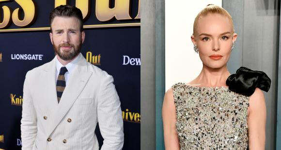 Kate Bosworth shares never seen before pictures of Chris Evans at 15; Says 'Hey Captain America'; See photos