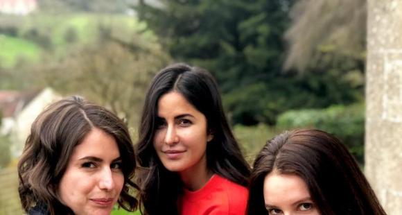 PHOTOS: Katrina Kaif's strong bond with her sisters will ...