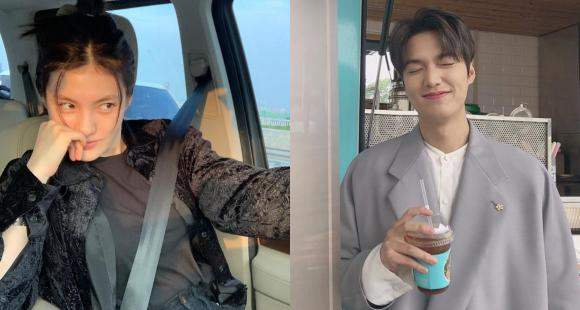 Tale of the Nine Tailed: Kim Yong Ji bites into a treat from the food truck sent by Lee Min Ho to Kim Bum - PINKVILLA
