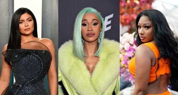 Kylie Jenner To Star In Cardi B And Megan Thee Stallion S New