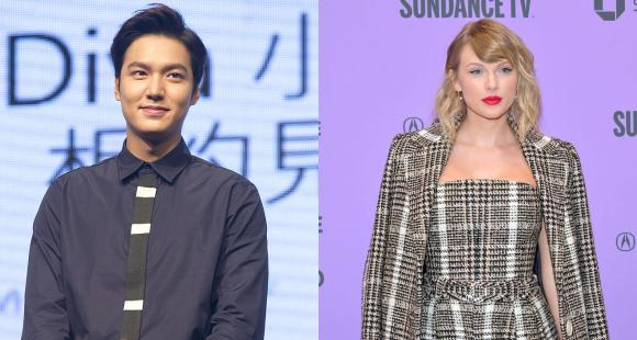 When The King: Eternal Monarch star Lee Min Ho was rumoured to be dating Taylor Swift
