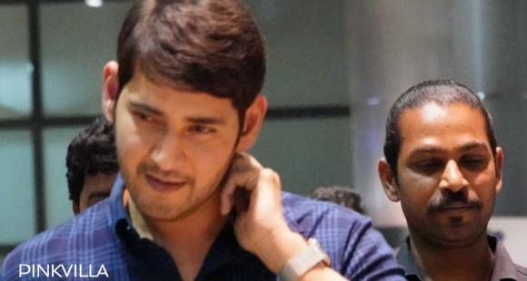Mahesh Babu looks impeccable in casuals as gets spotted at the Hyderabad airport; See Photos thumbnail