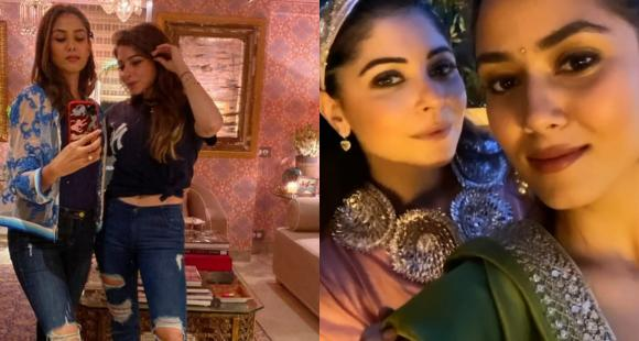 Mira Rajput shows off chic style in old PHOTOS with Kanika ...