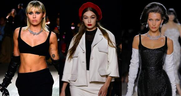 Miley Cyrus, Gigi Hadid to Bella Hadid: Marc Jacobs closed New York Fashion Week with a star studded bang