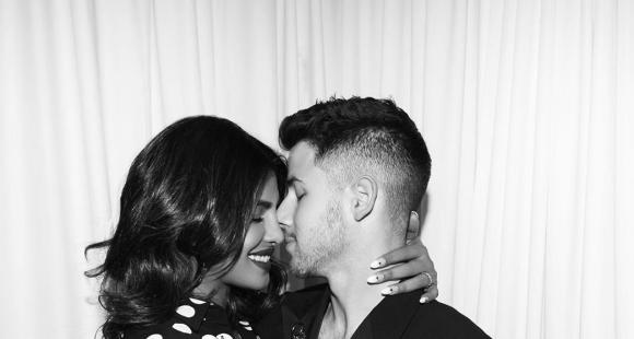 Nick Jonas is totally smitten by wife Priyanka Chopra as he shares Valentine's Day wishes for her