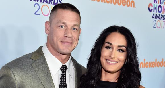 Nikki Bella REVEALED John Cena edited a sex story out of her book; Says 'We were wild and he is strong'