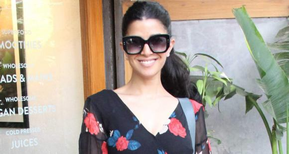 Nimrat Kaur on returning to Hindi film sets after 5 years with Dasvi: I am sleepless with excitement & anxiety - PINKVILLA