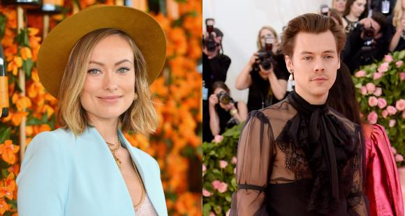 Olivia Wilde makes HUGE Instagram change amidst rumours of dating Don't Worry Darling co star Harry Styles