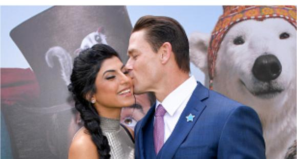 Photos John Cena And Girlfriend Shay Shariatzadeh S Most Adorable Pda Moments That You Can T Miss