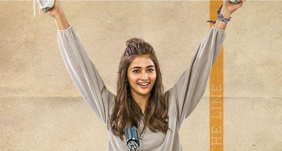 Most Eligible Bachelor: Pooja Hegde reveals her funky look from the Akhil Akkineni starrer; Check it out