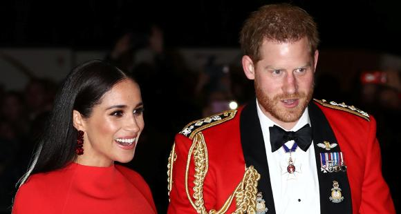 Prince Harry and Meghan Markle's 2nd anniversary gifts for each other had the personalised touch attached