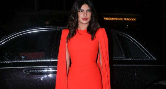 Priyanka Chopra 'urges' everyone to stay home in the middle of COVID 19: Our medical fraternity is at breaking point