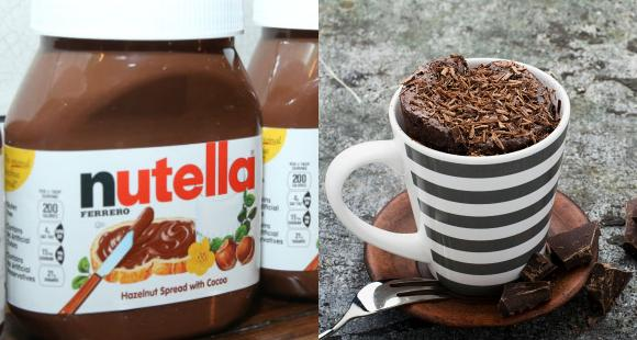 Quick Recipes: 5 Nutella based recipes that you can prepare in a jiffy