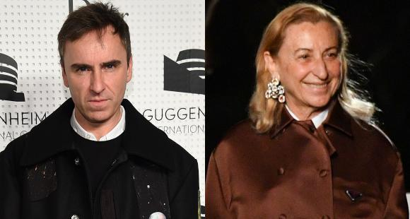 Raf Simons joins hands with Miuccia Prada as the new Co Creative Director of Prada