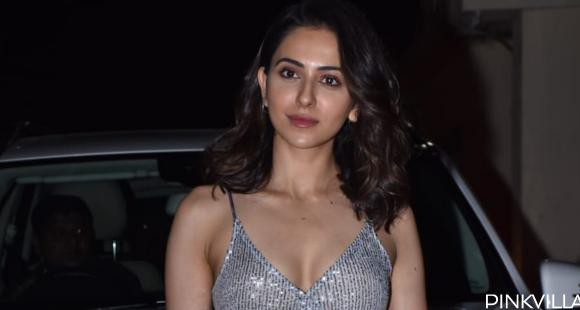 PHOTOS: Rakul Preet Singh steals the limelight as she makes a stunning appearance at Love Aaj Kal's screening