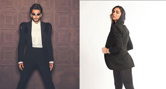 Ranveer Singh finds wife Deepika Padukone irresistible in THIS picture; says 'You can't be left alone'