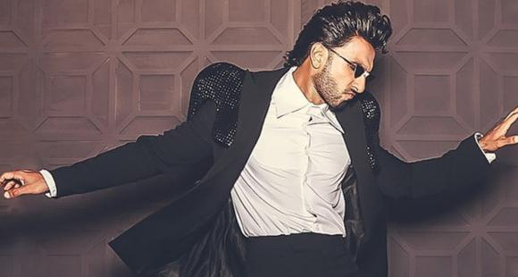 Ranveer Singh sums up his Filmfare journey in a video; Gives a glimpse of all his looks from the event