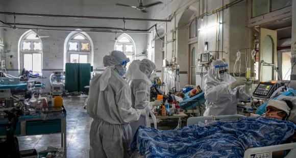 COVID 19 India: Rise in Coronavirus cases after weeks of falling numbers
