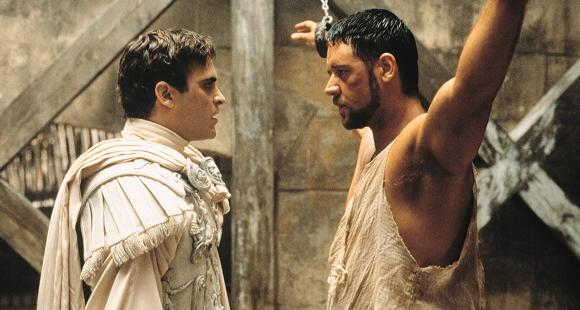 Russell Crowe talks of brotherly friendship with Joaquin Phoenix; Recalls last time they met each other