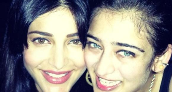 Shruti Haasan and sister Akshara Haasan not approached for the south remake of Don't Breathe?