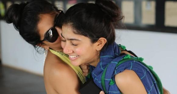 Sai Pallavi is her sister Pooja's 'happy place' as they enjoyed their Goa vacation; See Throwback Photo