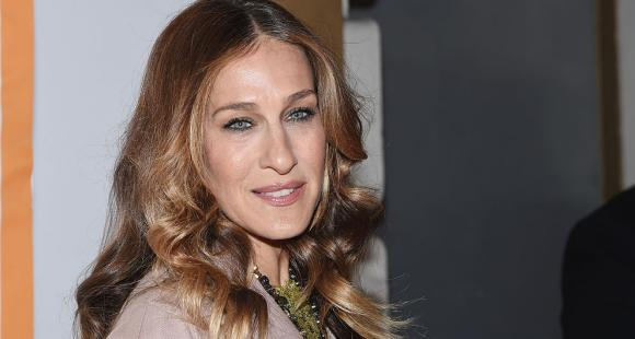 Sarah Jessica Parker stands in solidarity with George ...