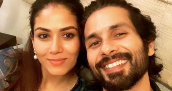 Shahid Kapoor pens a sweet anniversary note for Mira Rajput: Found myself a little more walking by your side
