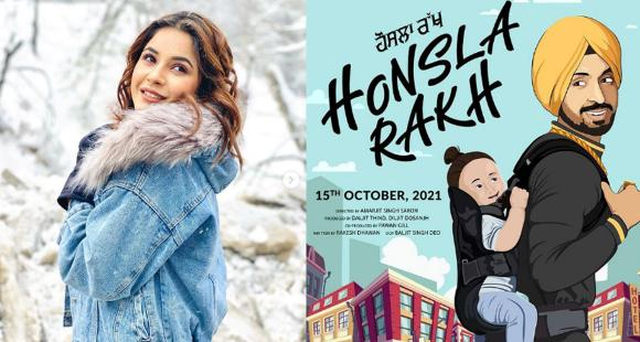 Shehnaaz Gill Film Debut: Diljit Dosanjh has turned producer as he launched his production company 'Story Time Productions' with Honsla Rakh.