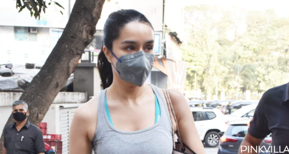 PHOTOS: Shraddha Kapoor abruptly leans on comfortable and chic clothes while on paper after a workout in the gym