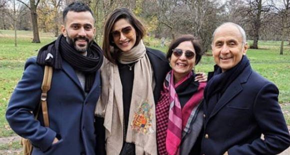 Sonam Kapoor wishes mother in law Priya Ahuja on her birthday; Calls her the most loving & elegant person