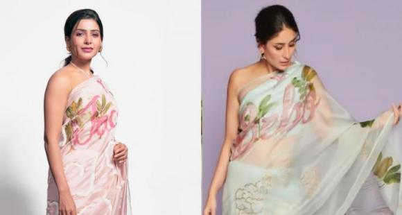 Fashion Faceoff between South and Bollywood