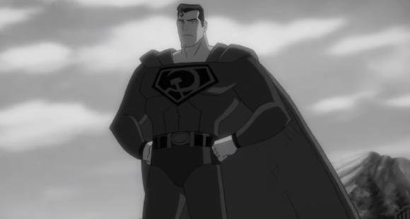 Superman Red Son: The latest newsreel clip shows the superhero's invincible powers: WATCH