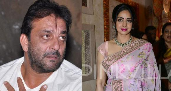 Throwback: Did you know Sanjay Dutt entered Sridevi's hotel room in a drunk state during Himmatwala shooting?