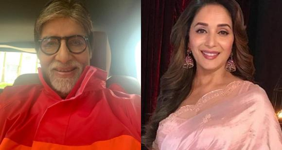 Throwback: Amitabh Bachchan & Madhuri Dixit never worked together in any film & the reason will shock you